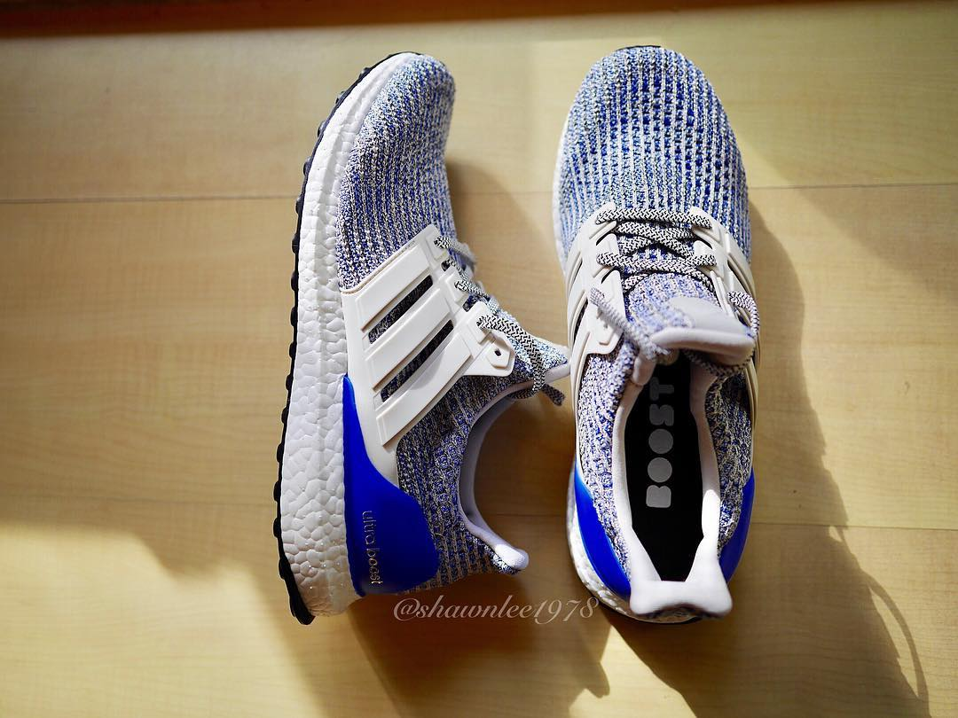A New UltraBOOST 4.0 Colourway surfaces