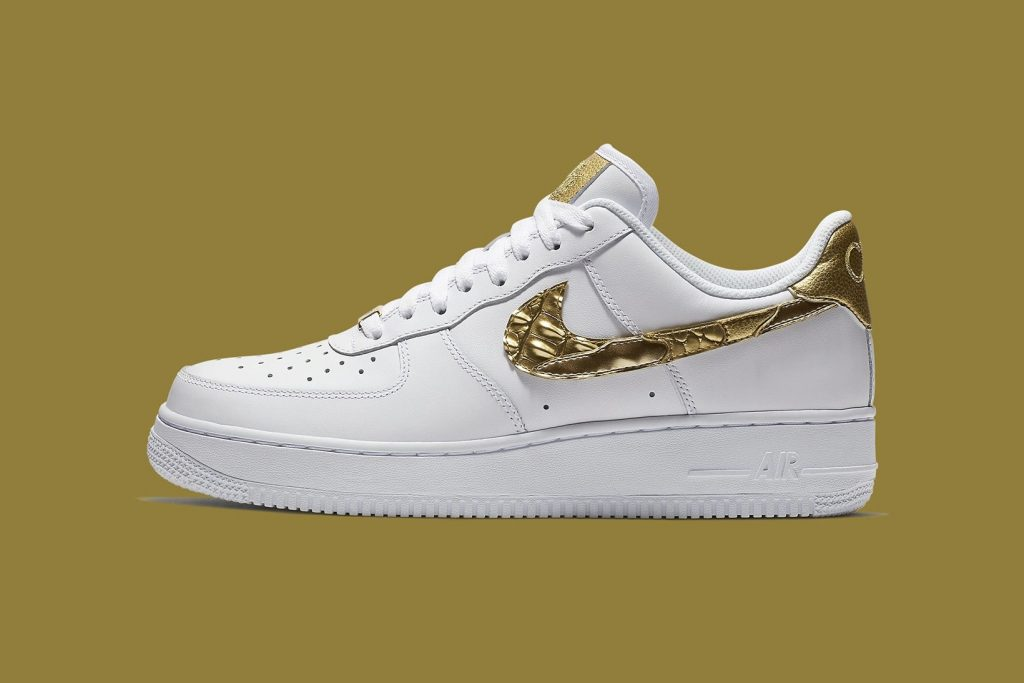 "Limited Edition Air Force 1 ""CR7"" for Cristiano Ronaldo"