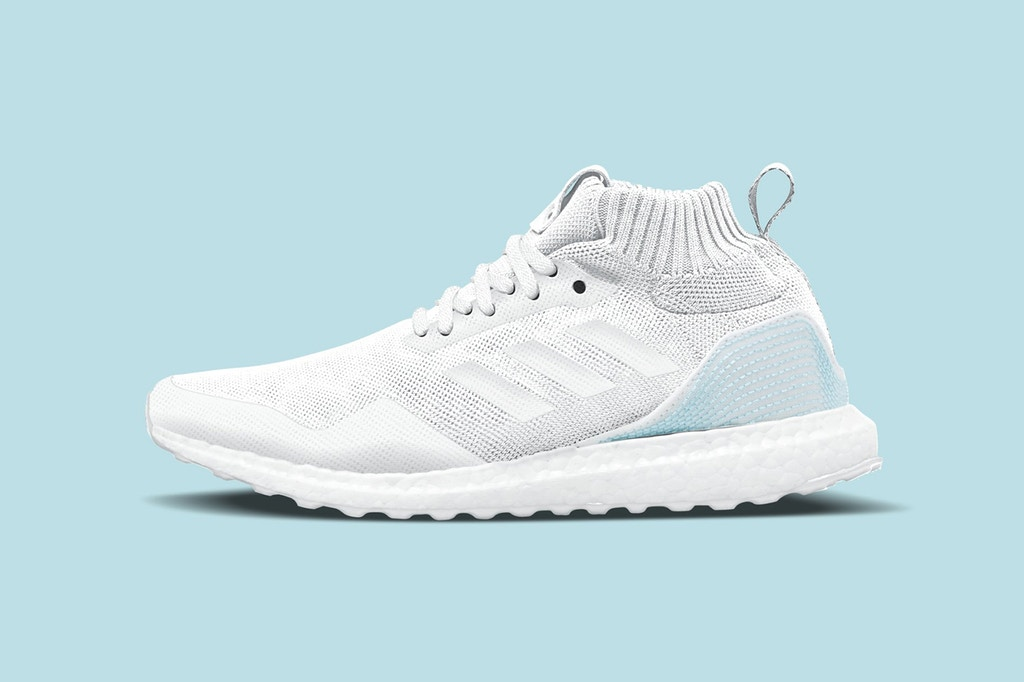 First Look At The Parley X Adidas Ultraboost Mid Collaboration