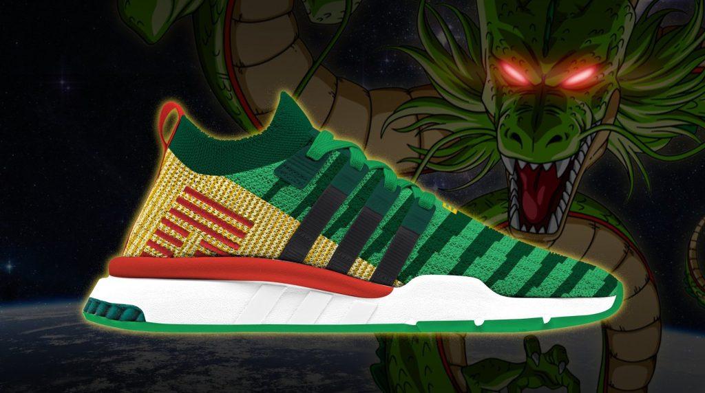 The Remaining Dragon Ball Z x adidas