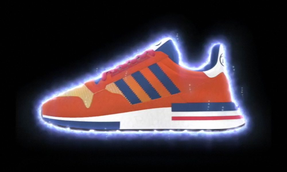 4cfaa60d5 Here s A First Look At The Dragon Ball Z x adidas ZX 500 RM