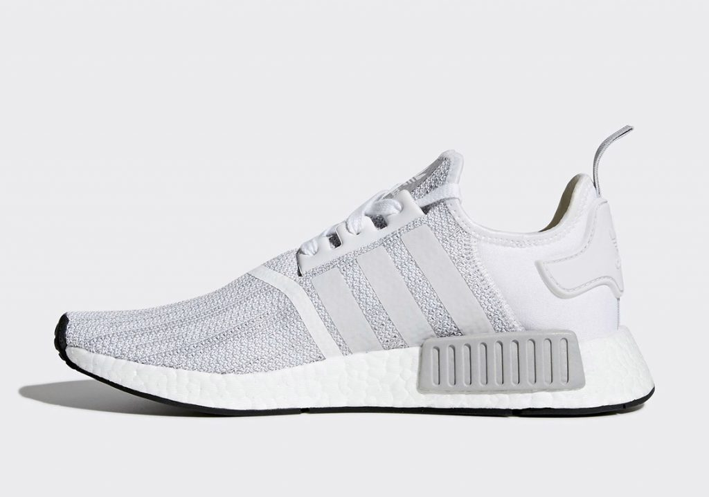 """adidas Introduces The NMD R1 """"Blizzard"""