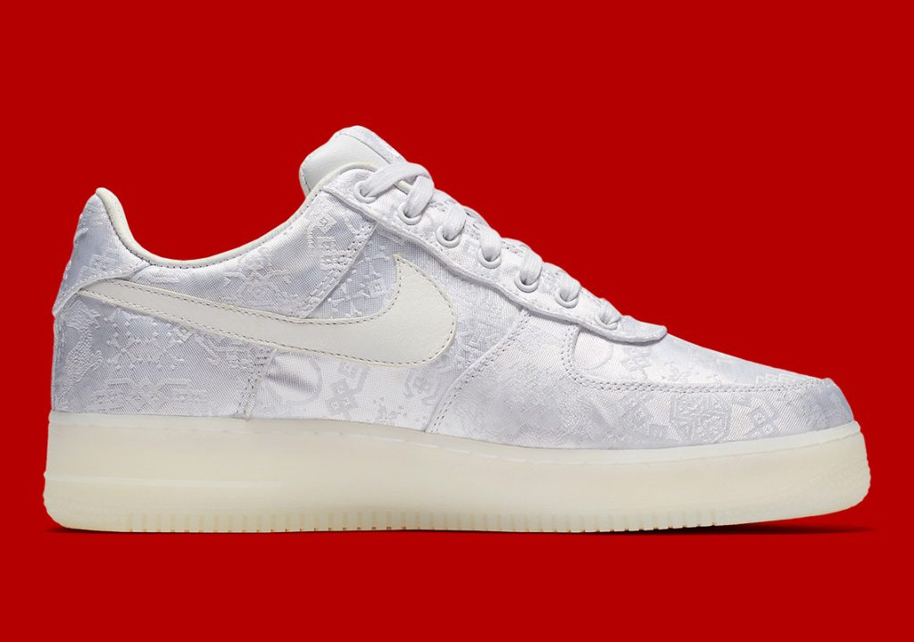 Without further ado, here are the official images of the CLOT x Nike Air  Force 1.