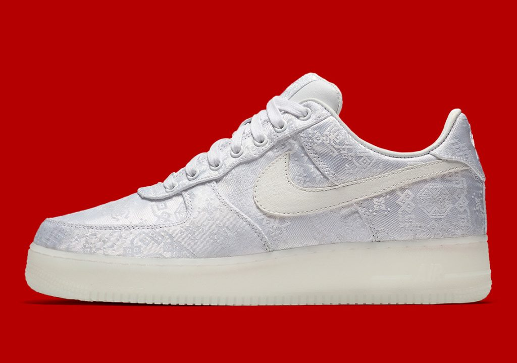 separation shoes a8e2e d7d65 Nike Releases Official Images of the CLOT Air Force 1 Low 1World