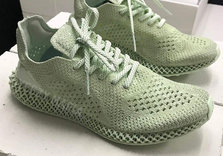 Leaked Image of a Daniel Arsham x adidas Futurecraft Online 4D Surfaces Online Futurecraft 8488b8