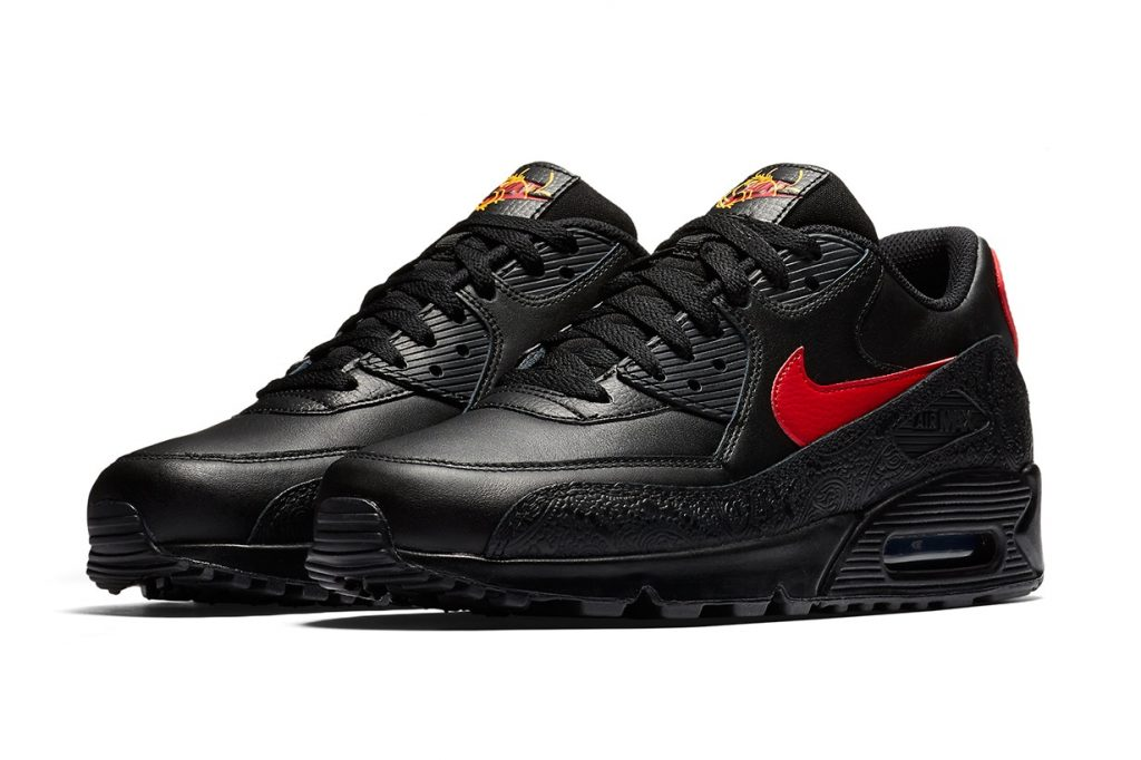 """on sale ccda9 659fa Here s A First Look At Nike s Air Max 90 """"Chinese New Year"""""""