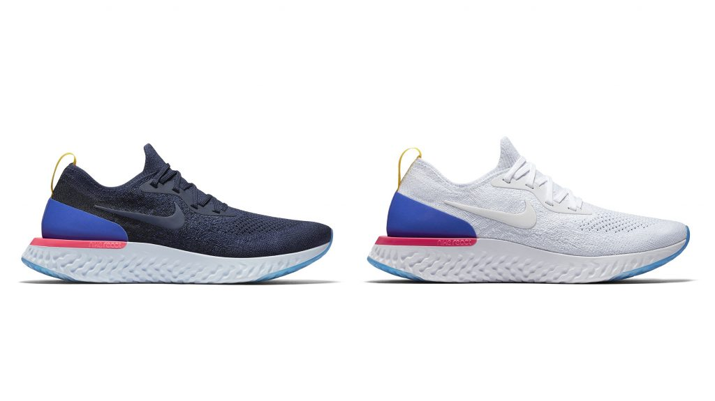 Nike Officially Reveals Its Brand New Running Sneaker, The Epic React  Flyknit