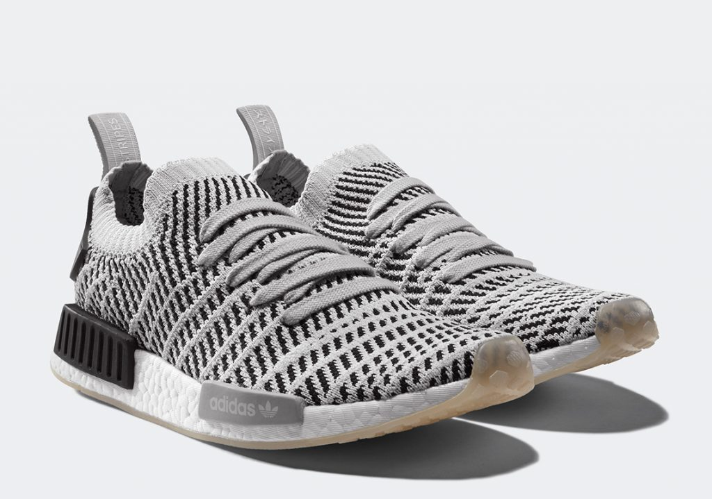 """buy popular d3fda a2354 adidas Singapore To Release The NMD R1 Primeknit """"STLT"""" and NMD Racer on  Jan 4"""