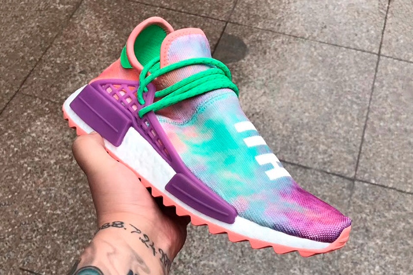 nuevo Photos of the Pharrell x adidas NMD Emerge Hu