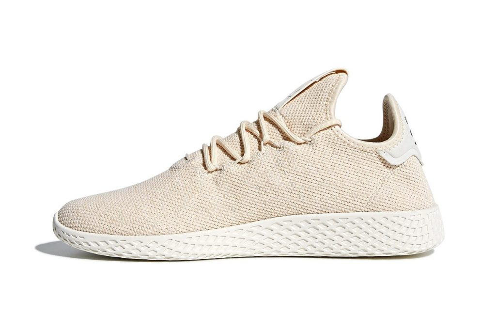 pharrell x adidas tennis hu ha un nuovo colourway: