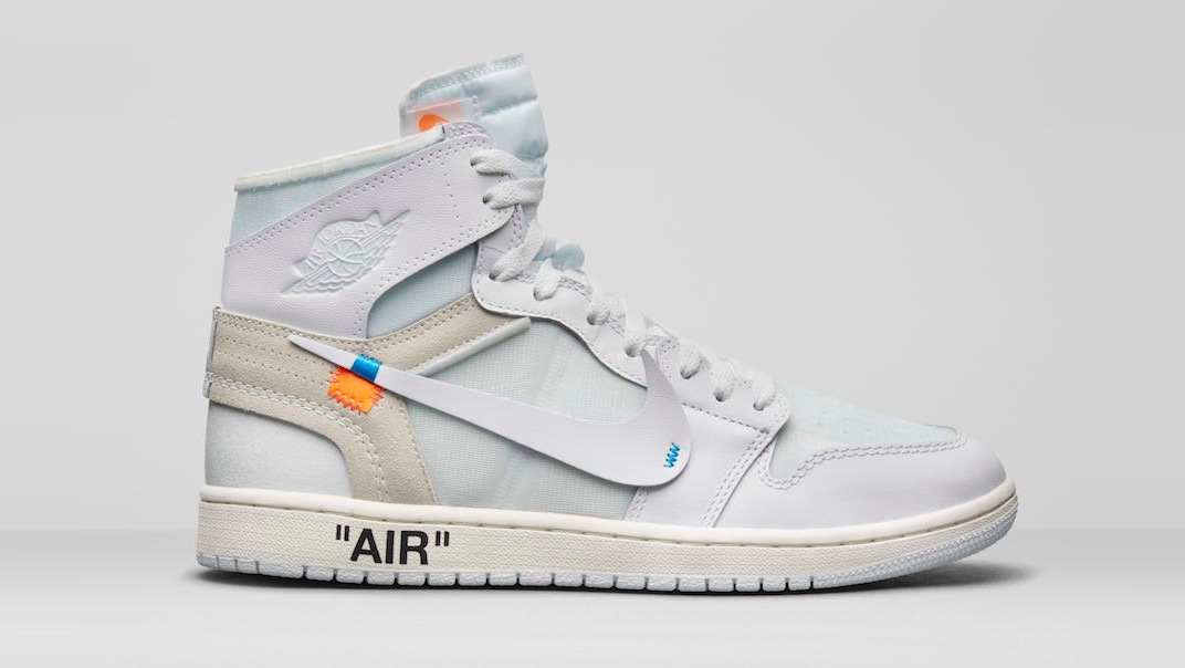 34702915f938 The Off-White x Nike Air Jordan 1