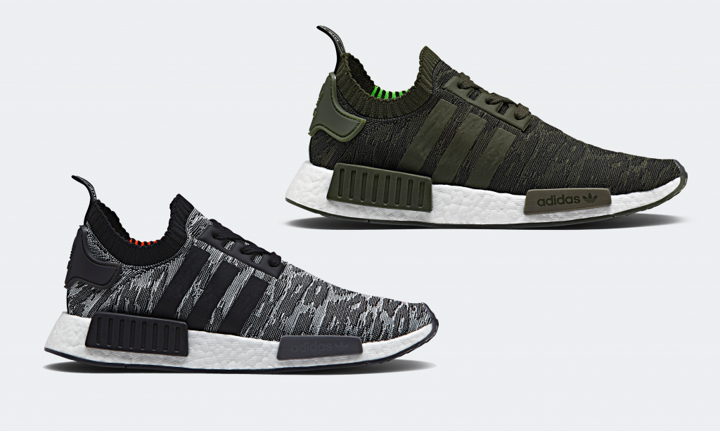 Release The NMD Shadow Knit Season