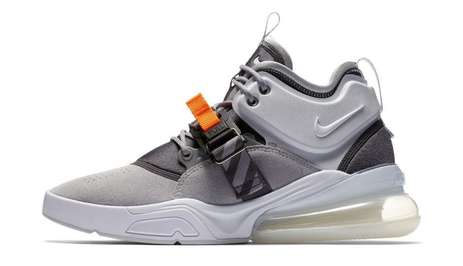 Complementing the Air Max lineup is the new Air Force 270 40773f85c641