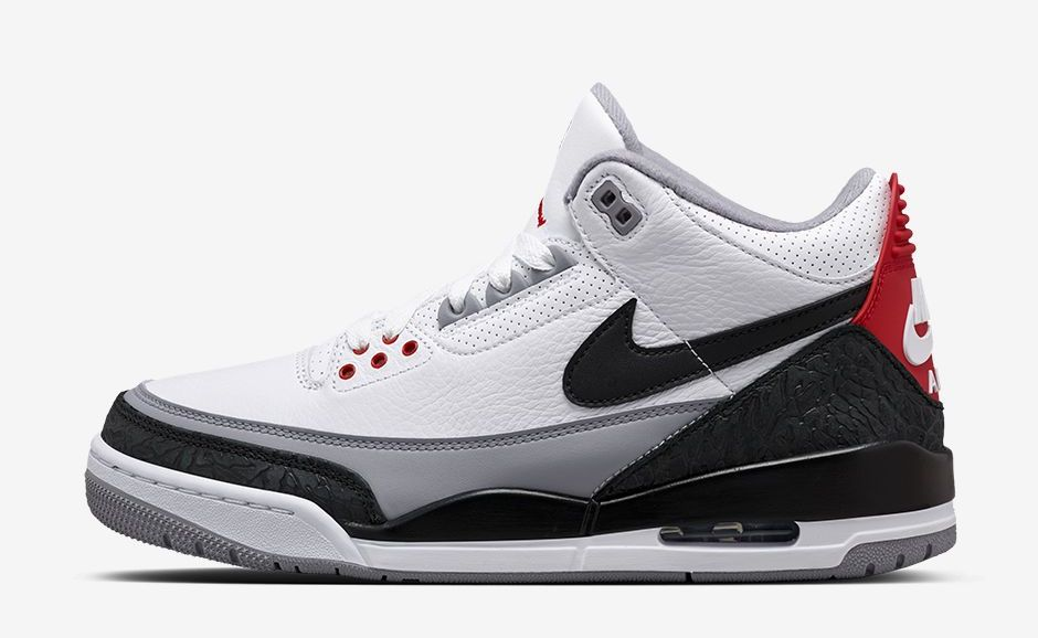 "b44ab6fafb37 The Air Jordan 3 ""Tinker"" has been one of the most talked about AJ3s in  recent times"