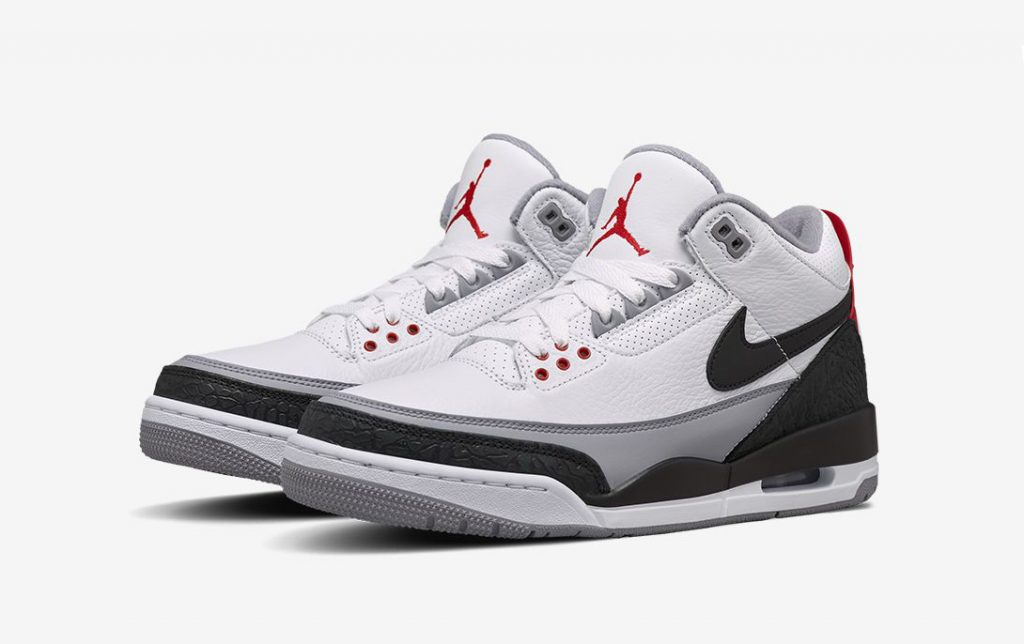 "7eb440c691d0 Air Jordan 3 Retro ""Tinker"" To Drop in S pore   M sia on March 24. Nike  Global Stores"
