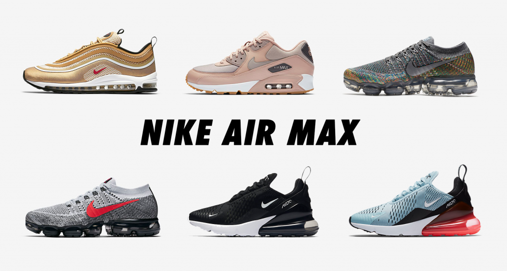With Air Max Day Arriving, Here Are 5 Pairs You Can Buy