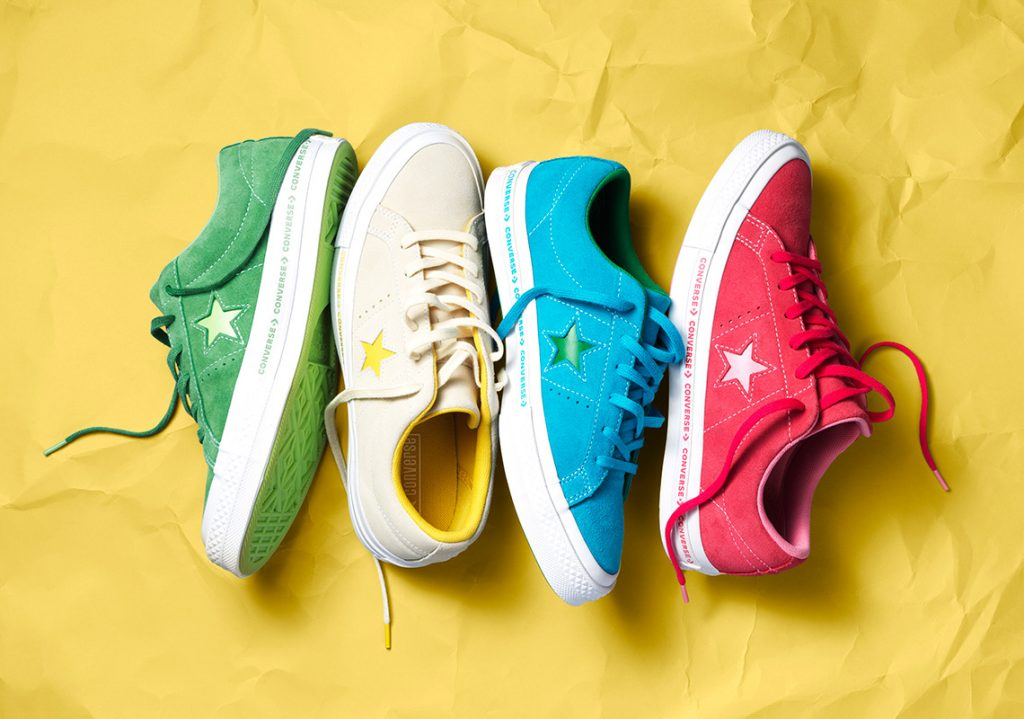 c0b8e5386e22 Converse s Rated One Star Campaign Shows Us Why Its Alternate Sneaker Is  Here To Stay