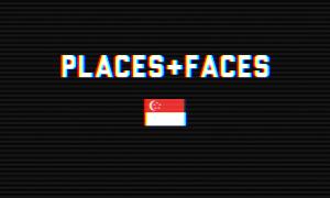 places+faces singapore pop-up