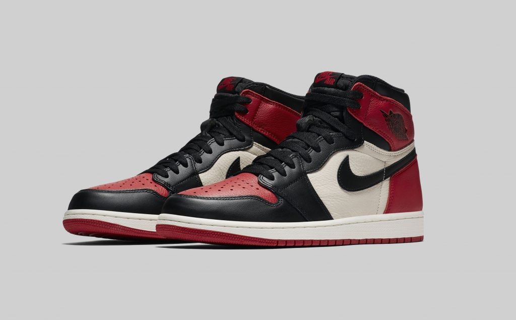 "timeless design 4de8b b0a78 Reminder  SEEK Singapore To Drop Air Jordan 1 ""Bred Toe"" This Saturday"