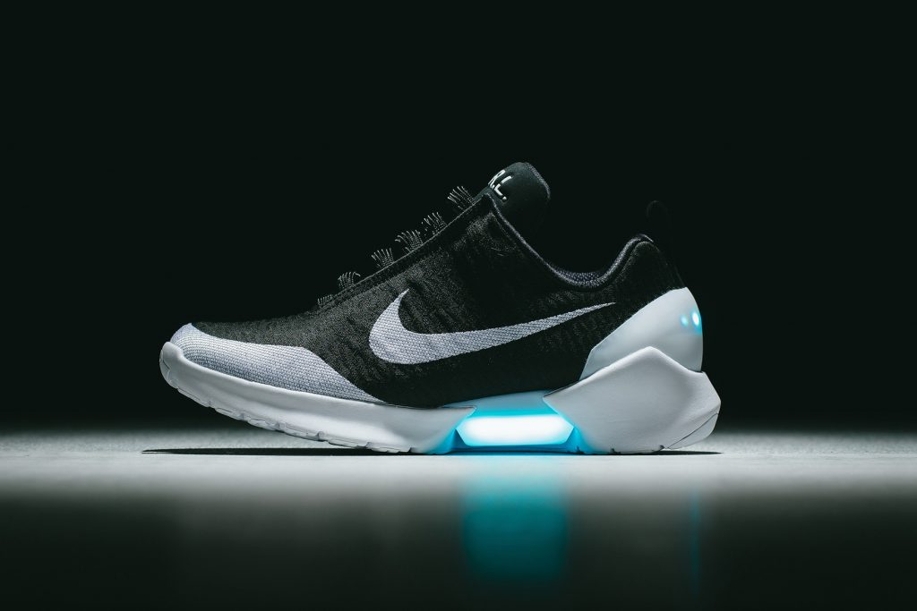 Nike's Self Lacing HyperAdapt To Drop in Singapore in Three