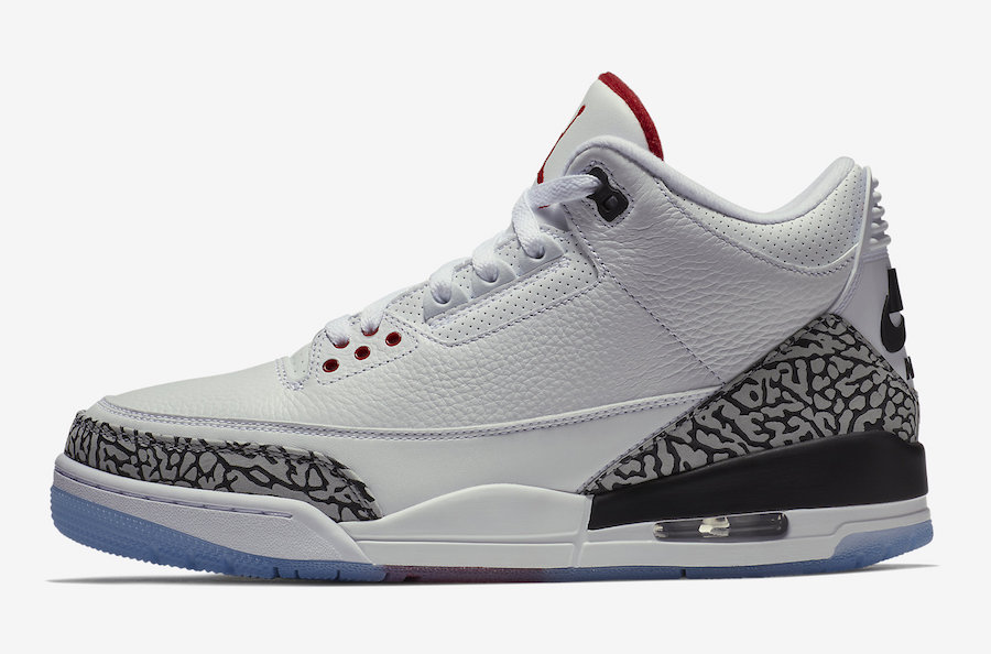 lowest price 1de31 8ddc1 where to buy retro jordans google 51aba 6a4c2  cheap air jordan 3 white  cement to drop in spore and msia on april 10 45912