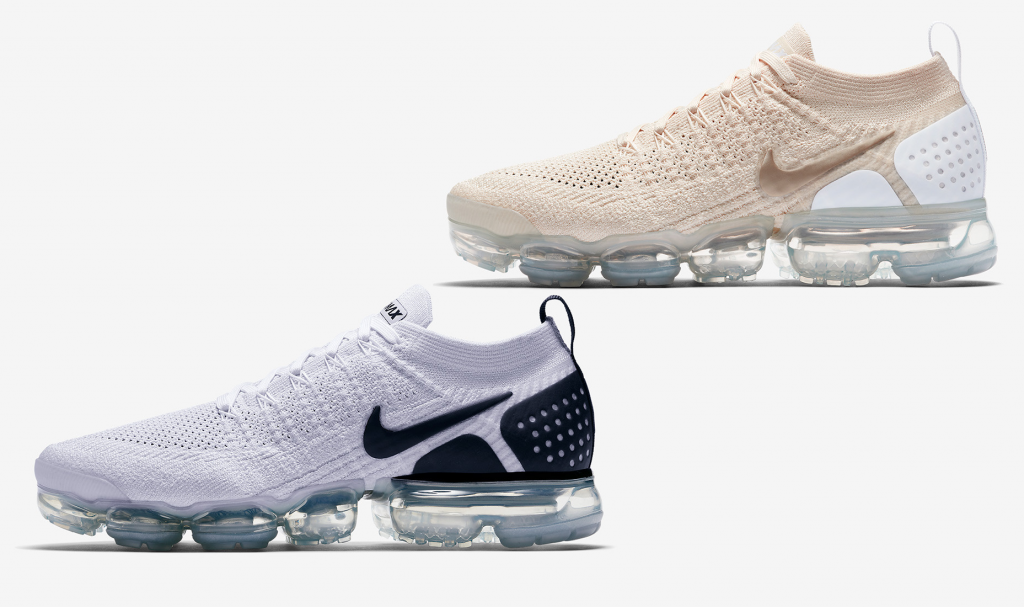 "73030874250e Nike Air VaporMax 2.0 ""Light Cream"" and ""Reverse Orca"" Drop in S pore    M sia on April 5"