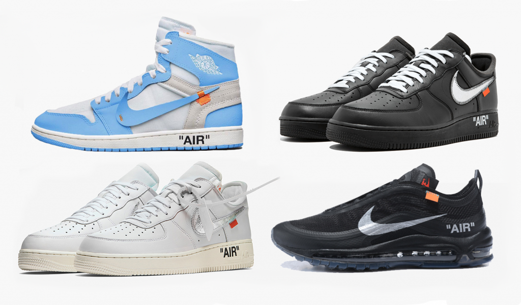 d919f14bb45f Here Are The Remaining Off-White x Nike Sneakers Rumoured For 2018