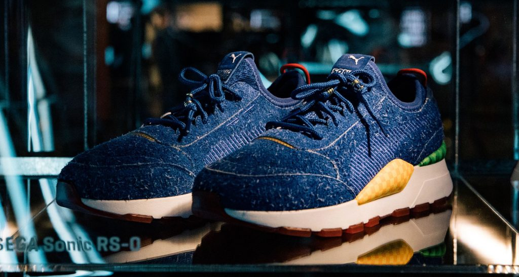 Sonic The Hedgehog Sneakers Best Sneakers Collection 2017