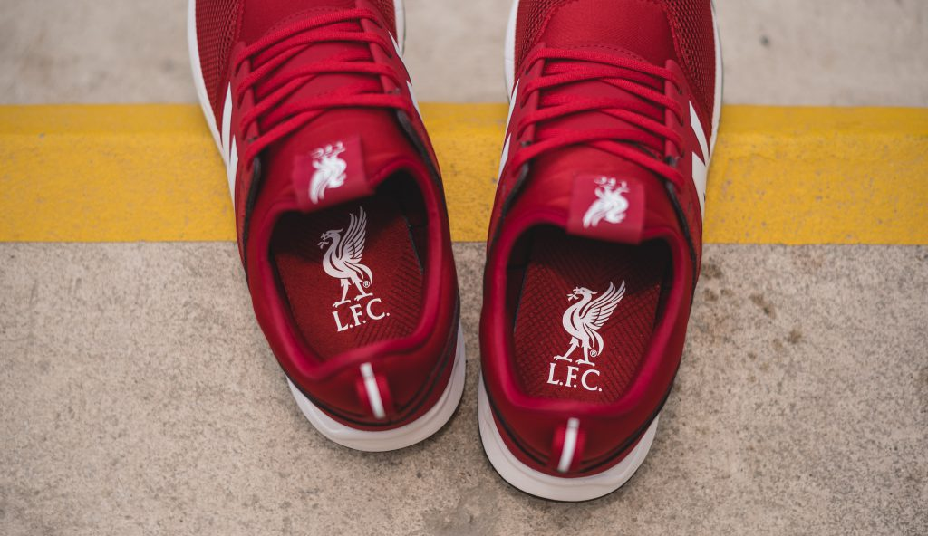 pretty nice f0263 d1c05 New Balance x Liverpool 247 Drops in Singapore on May 11 ...