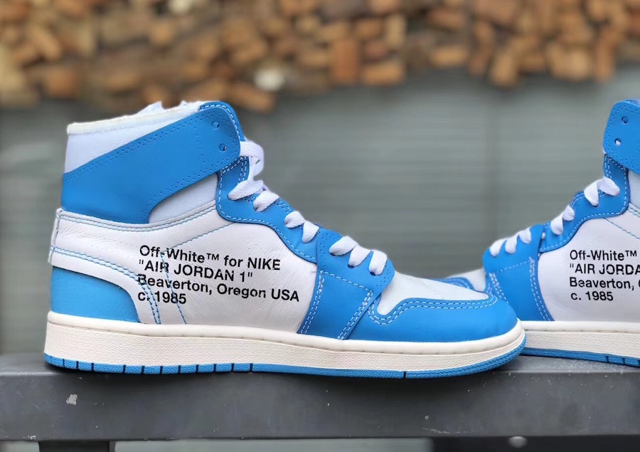 8508472a38c Here's A Closer Look At The Off-White x Air Jordan 1