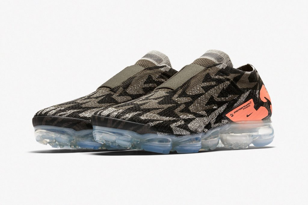 "brand new 107ed 1cf41 ACRONYM x Nike Air VaporMax Moc 2 ""Thirsty Bandit"" Drops on May 15"