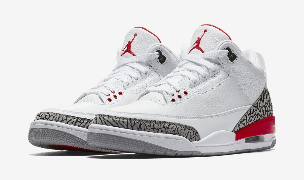"669c0bb4dae Air Jordan 3 ""Katrina"" Releases in Singapore & Malaysia on May 5"