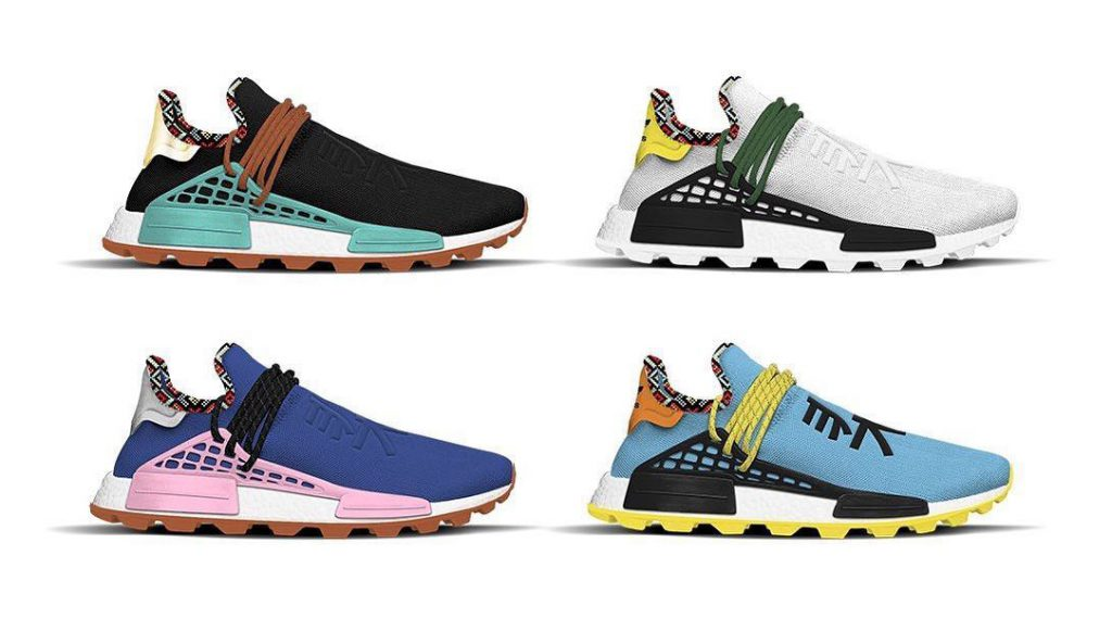 "4b035b130c9ca Pharrell Williams and adidas Set To Release The NMD Hu ""Inspiration Pack""  in November"