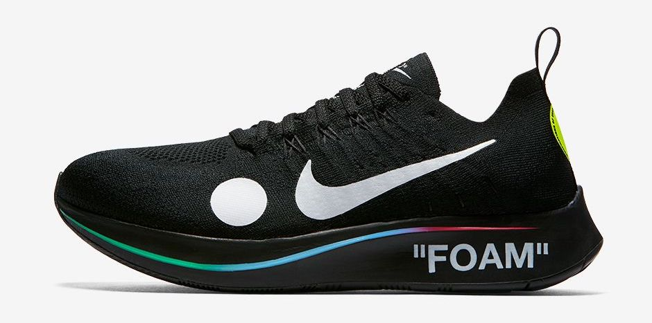 3f59ceda2267 New Off-White x Nike Zoom Fly Mercurial Flyknit Colourways Drop on June 14