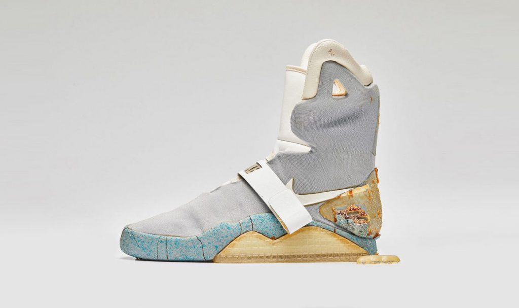 The Original Nike Mag From  Back To The Future 2  Is Up For Auction ab5711faa1a5