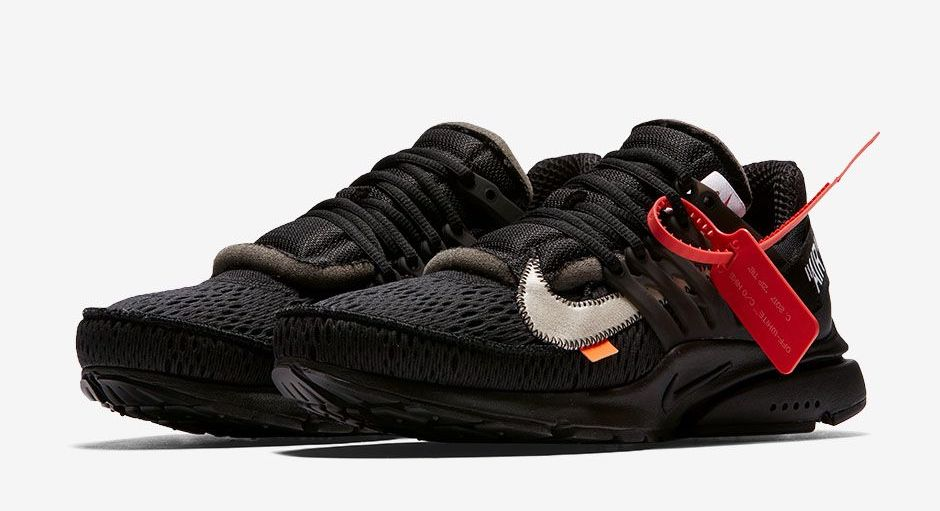 Off White X Nike Air Presto In Black Arrives In Sg And My On July 27