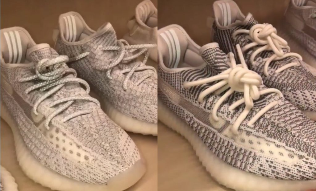 dbe575f8505ca New Translucent YEEZY BOOST 350 V2 Spotted on Kim Kardashian s Instagram  Story