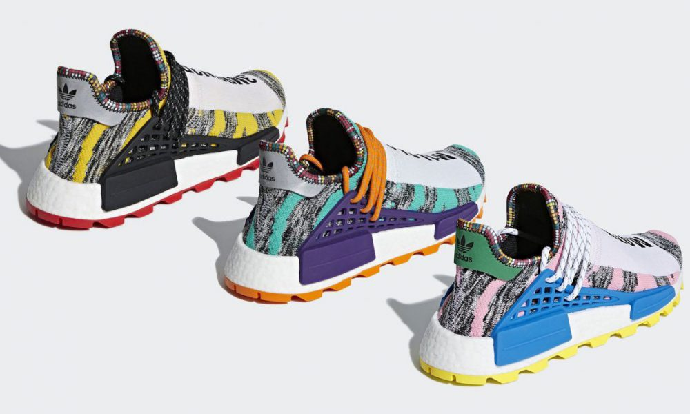 38dfecfdf02 Limited Edt To Drop The Pharrell x adidas NMD