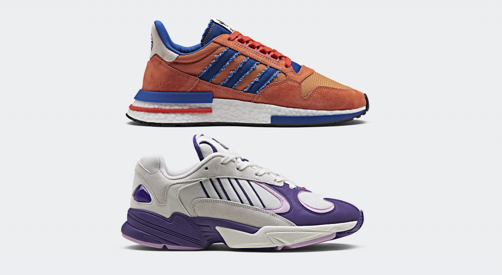 hot sale online 9fd1b e0007 dragon ball z adidas singapore. Sneakers