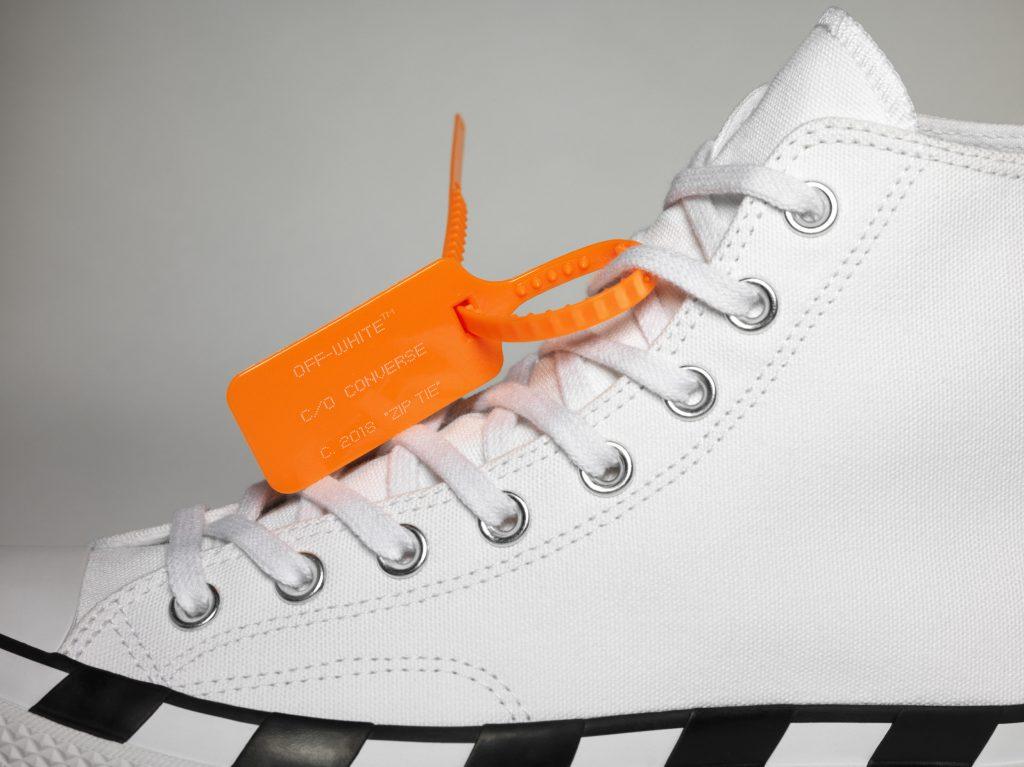 Off-White x Converse Chuck 70 Drops in