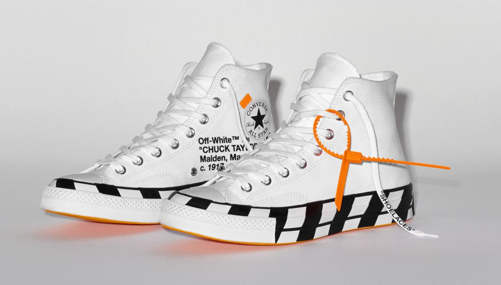 3cb3406ca67c07 Off-White x Converse Chuck 70 Drops in Singapore on Oct 9