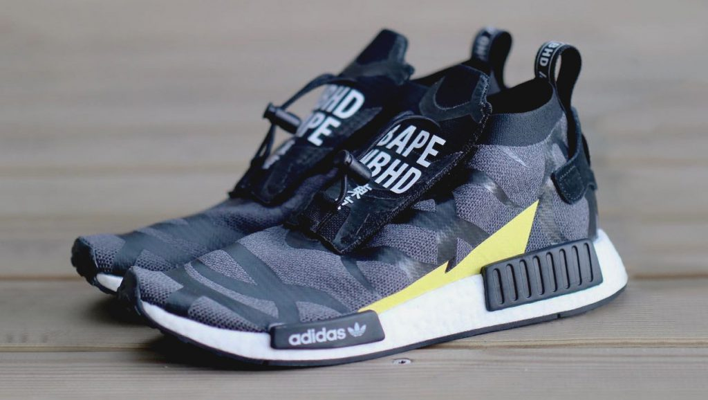 af8062cebc48e BAPE x NEIGHBORHOOD x adidas NMD TS1 Rumoured To Be In The Works