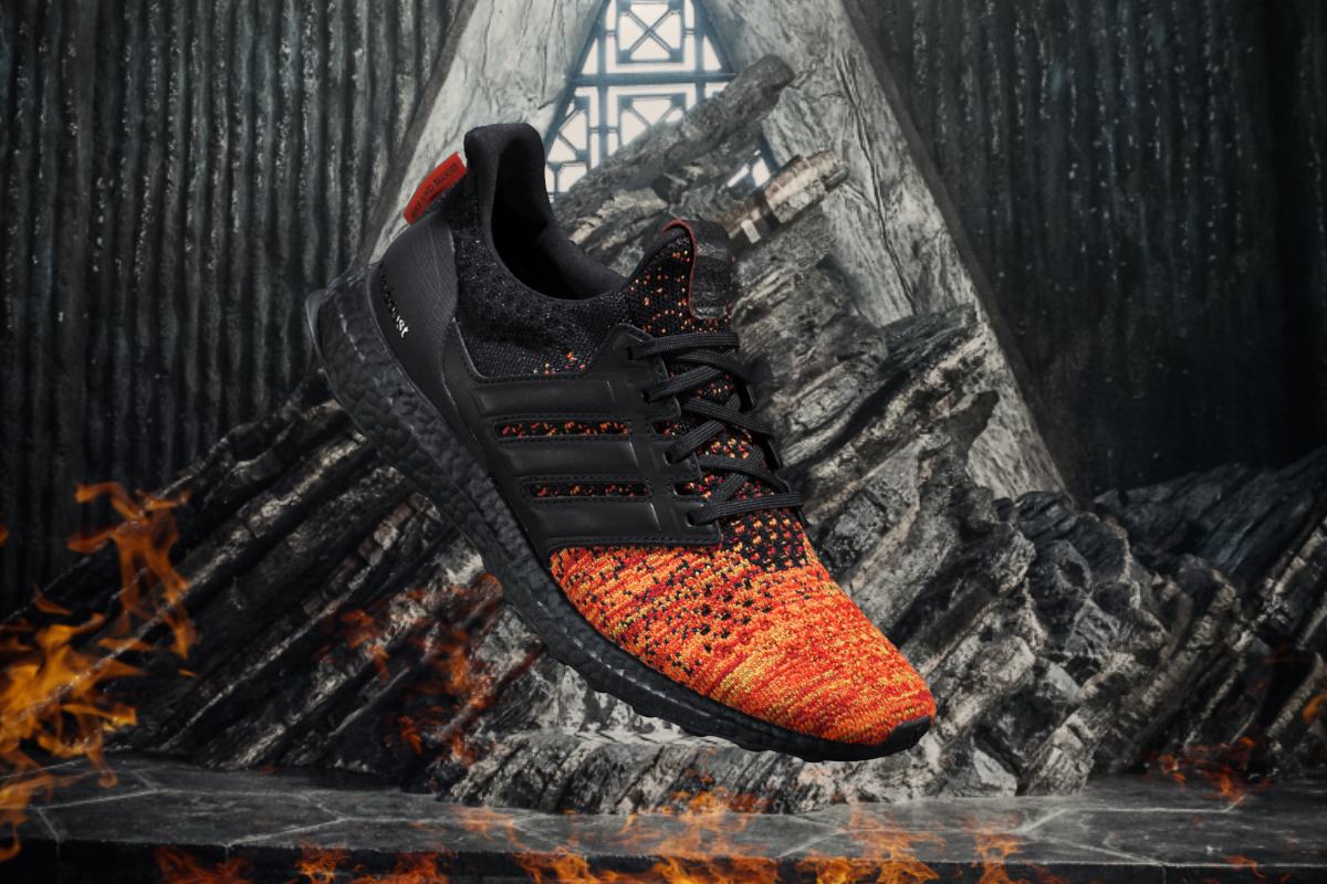 adidas Singapore to Release 'Game of Thrones' UltraBOOST on