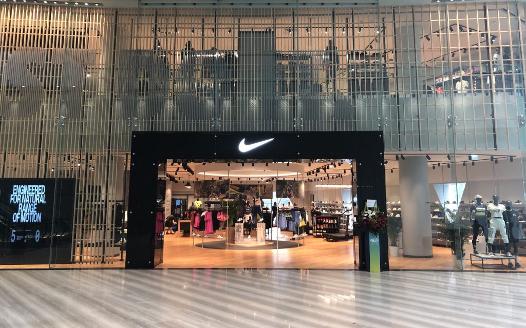 Jewel Changi Airport for Limited Edition Yeezys: The Long