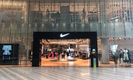 nike jewel changi airport singapore