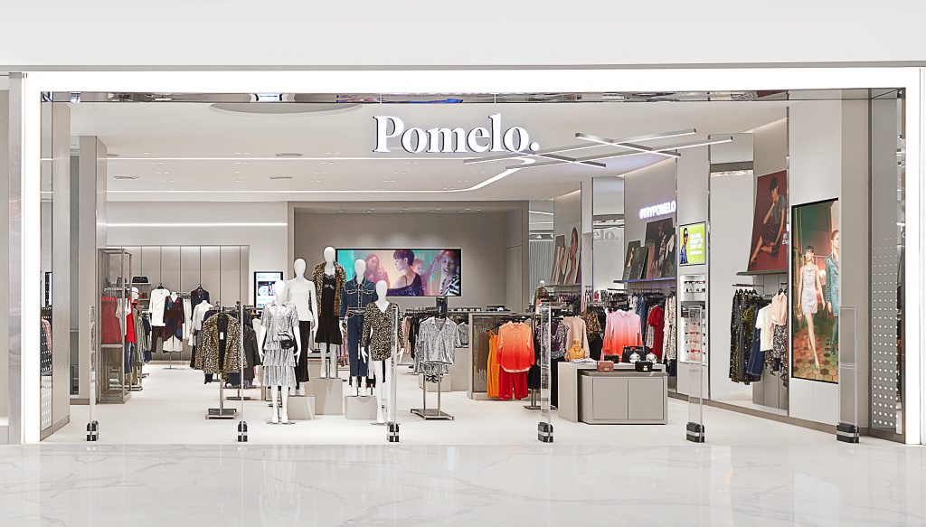 Pomelo Fashion To Open First Physical