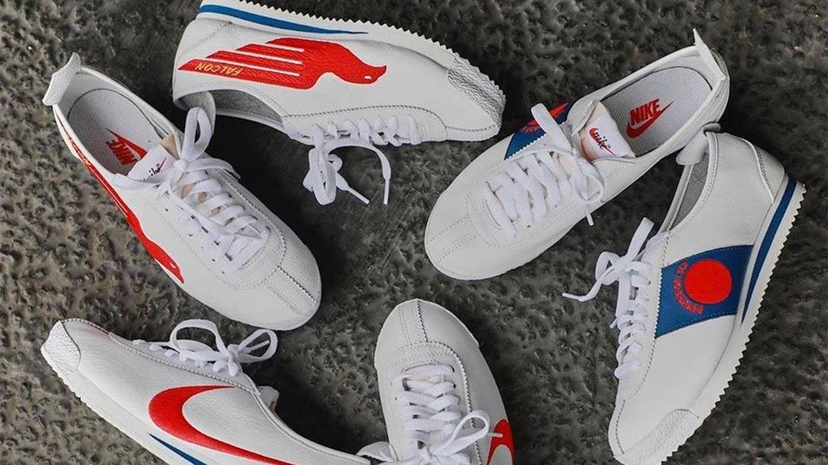 Nike's Cortez \
