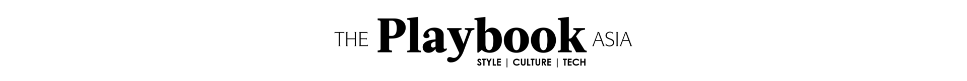 The PLAYBOOK Asia
